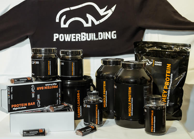 Powerbuilding24 Nahrungsergänzung Supplements